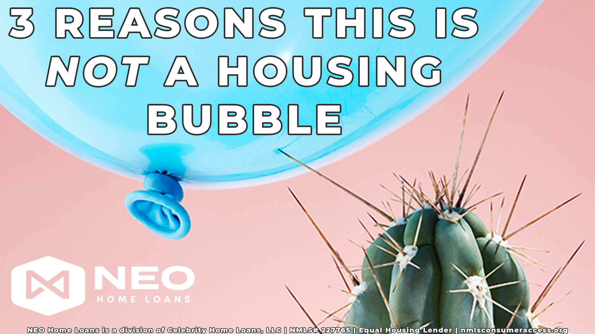 Three Reasons This Is NOT A Housing Bubble