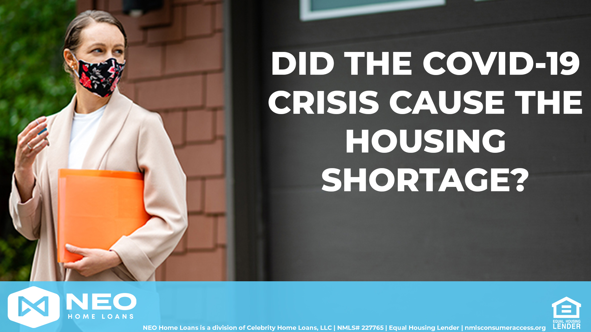 Did The COVID-19 Crisis Cause The Housing Shortage?