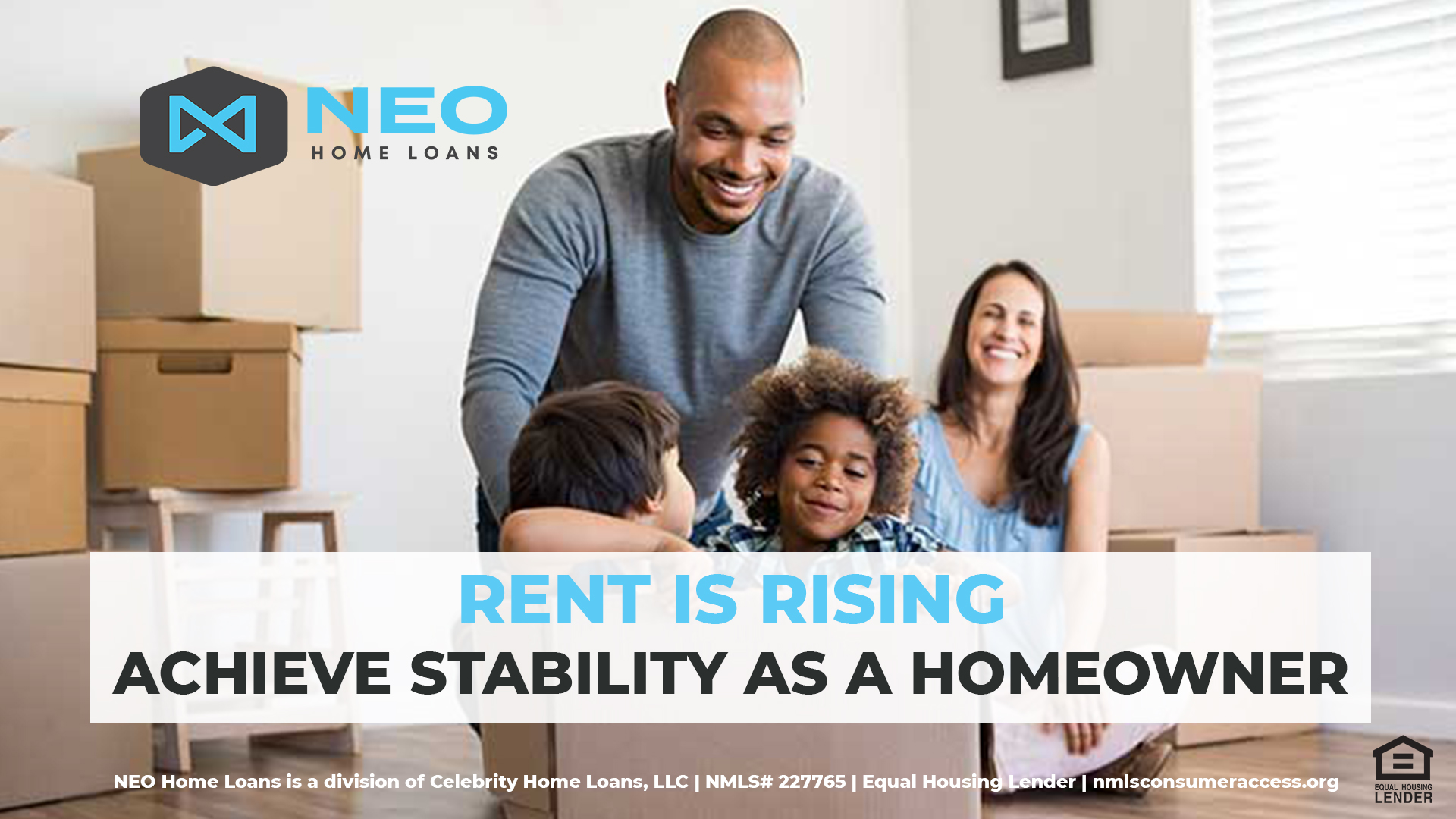 Rent is Rising – Achieve Stability as a Homeowner