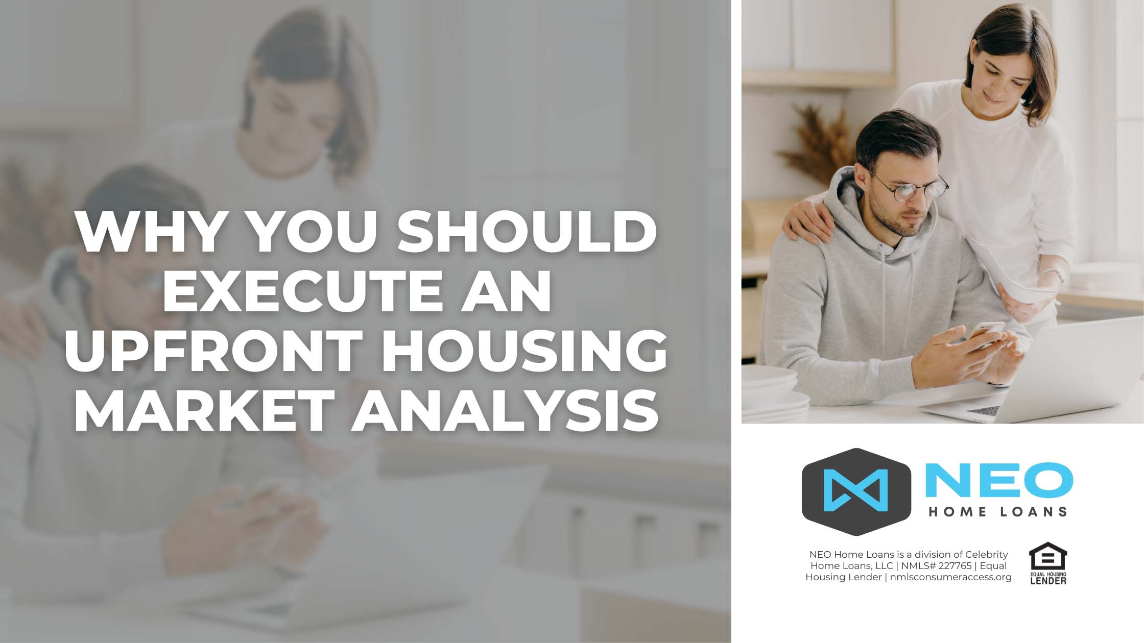 Why You Should Execute An Upfront Housing Market Analysis